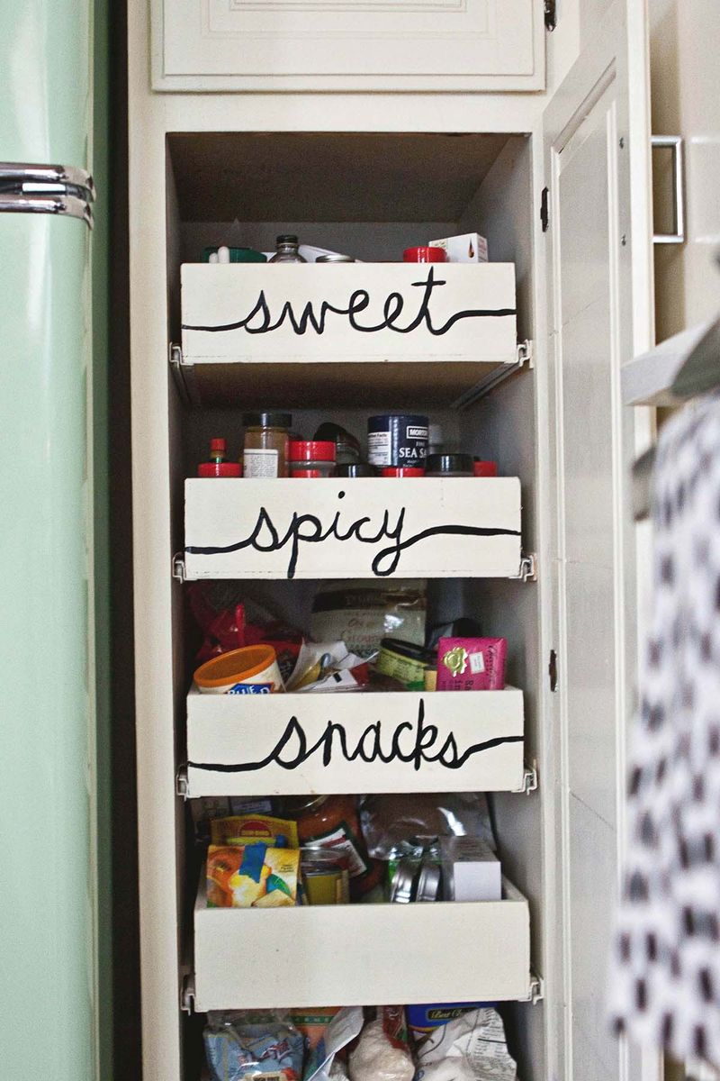 How To Make Your Pantry Look Just As Organized As These 9 Examples Parentmap