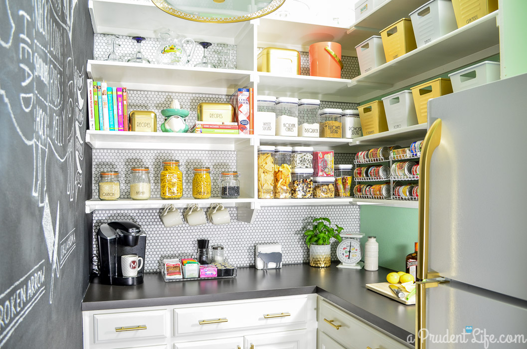organizing the kitchen pantry how to make your pantry look just as organized as these 9 3802
