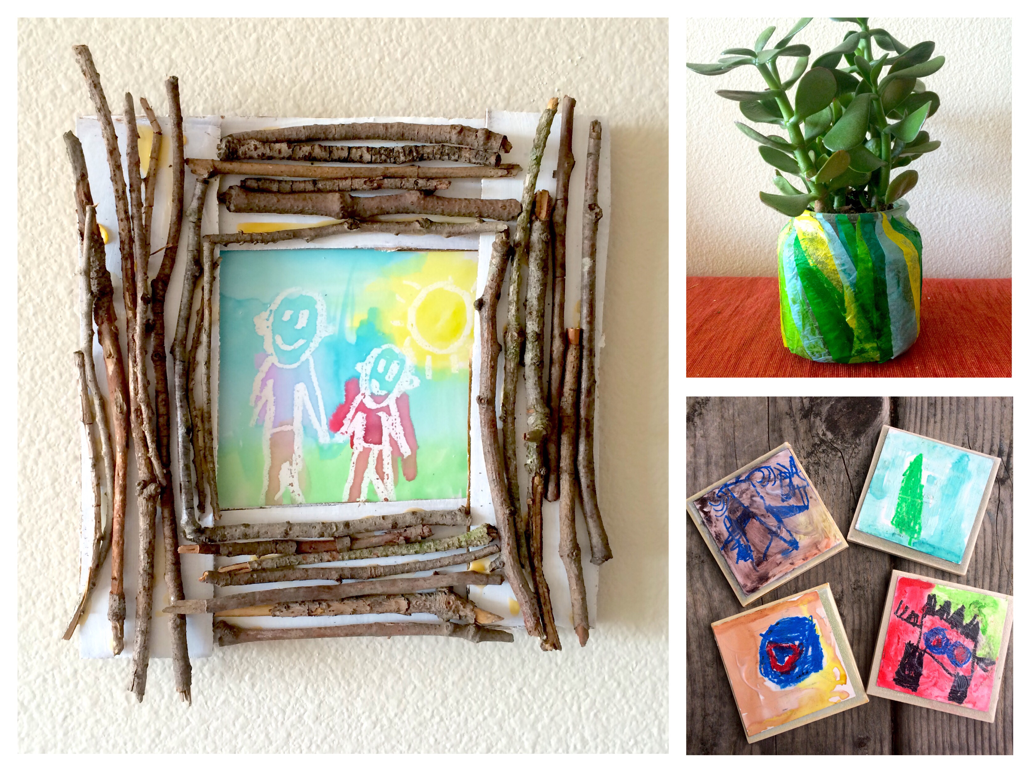 Grandparents Day Gifts 3 Crafts Your Kid Can Make