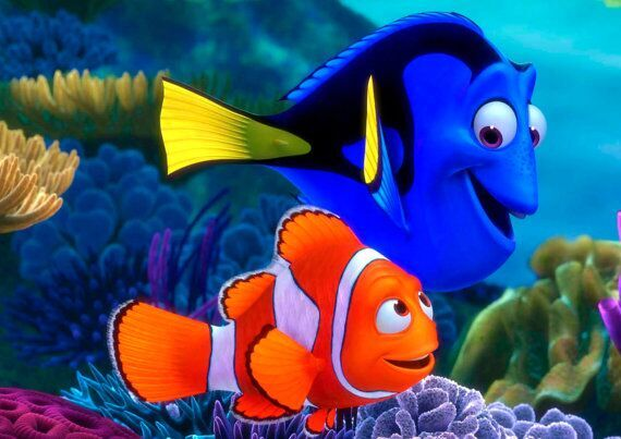 Just Keep Swimming 12 Finding Dory Birthday Party Ideas