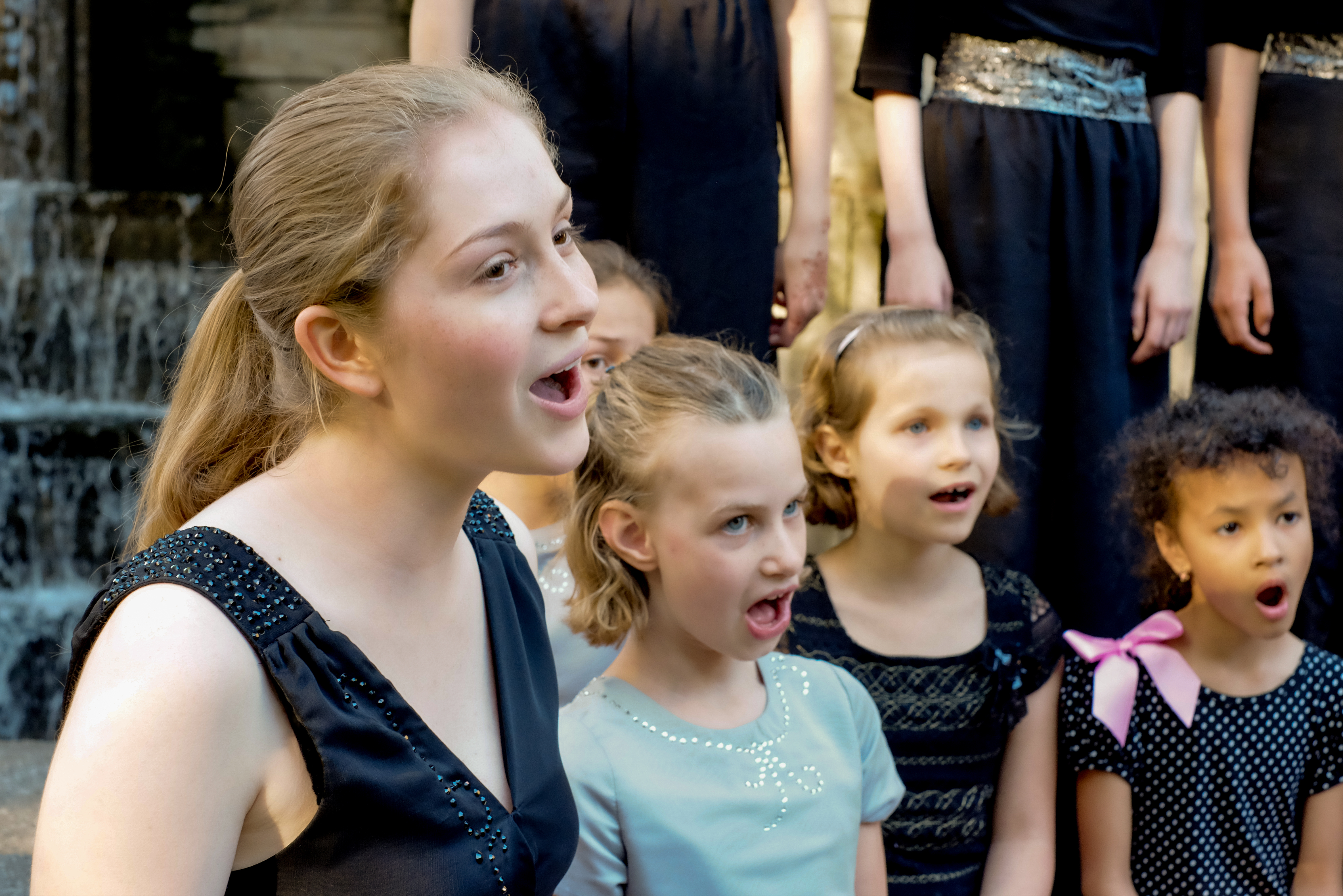 Northwest Girlchoir. Photo credit: Tricia Enfield Photography