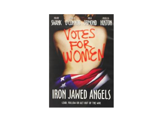 sociological theory iron jawed angels Character analysis a photograph this background and that the critics were against women at that time had a part in why she decided to direct the iron jawed angels.