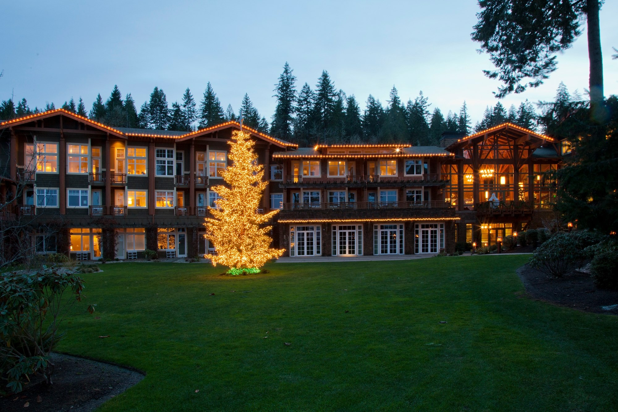 alder brook resort hood canal