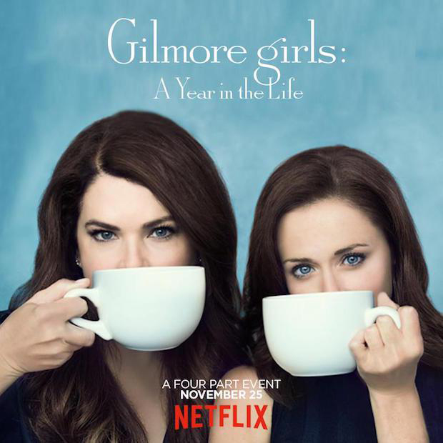 'Gilmore Girls: A Year in the Life