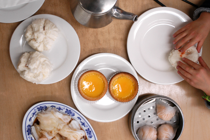 Dim sum at Duk Li. Photo: JiaYing Grygiel