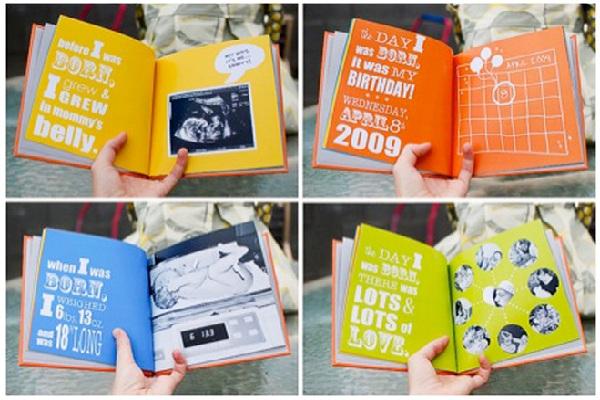 15 Unique Ideas for Creating a Baby Book | ParentMap