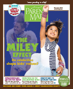 The Miley Effect Celebrity Influence on Kids