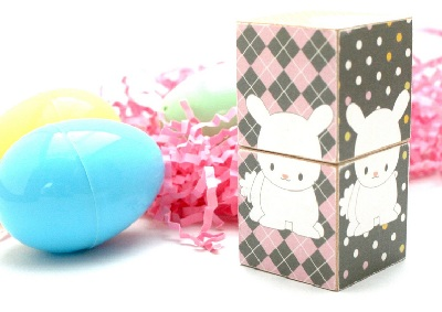 Easter basket building blocks by Tiny Giraffe Shop on Etsy