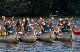 Girl Scout Camp St. Albans