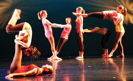 Best Dance Studio in Greater Seattle: Creative Dance Center