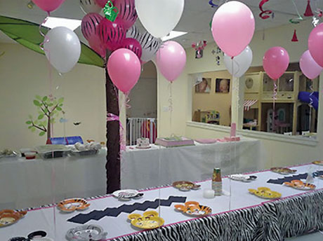 Best Birthday Party Venue in Greater Seattle: HappyNest Play Centers