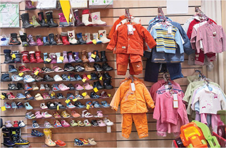 Best Kids' Consignment in the Greater Seattle Area: Hopscotch Consignment Boutique