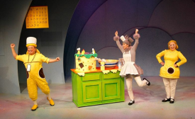 Best Theatre Program in Greater Seattle: Seattle Children's Theatre