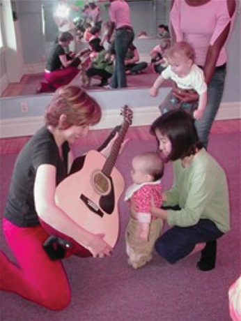 Best Music Class in Greater Seattle: Sunshine Music Together