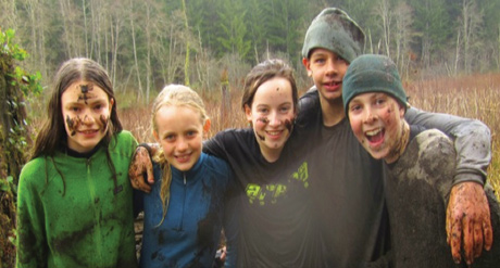 Best Nature or Environmental Camp in Greater Seattle: Wilderness Awareness School