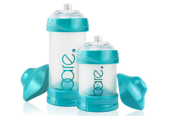 Great baby shower gifts: Bare Air-Free bottles