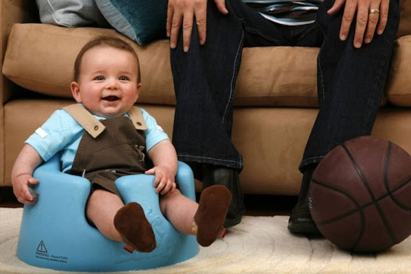 Great baby shower gifts: Bumbo chair
