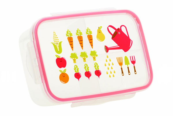 Eco-friendly lunch gear for kids: O.R.E. Sugarbooger's Good Lunch Box