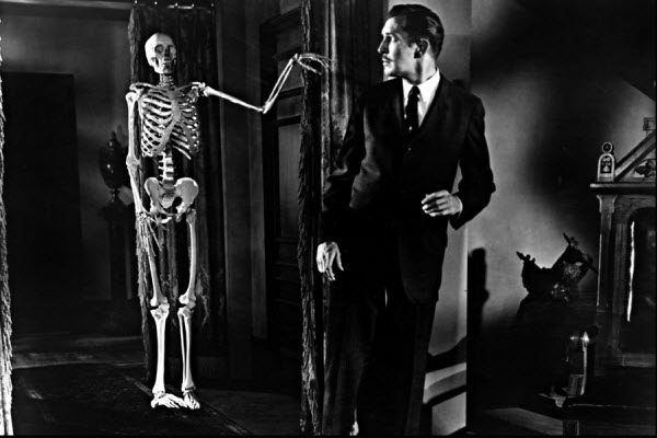 Fantastic Terrors: House on Haunted Hill
