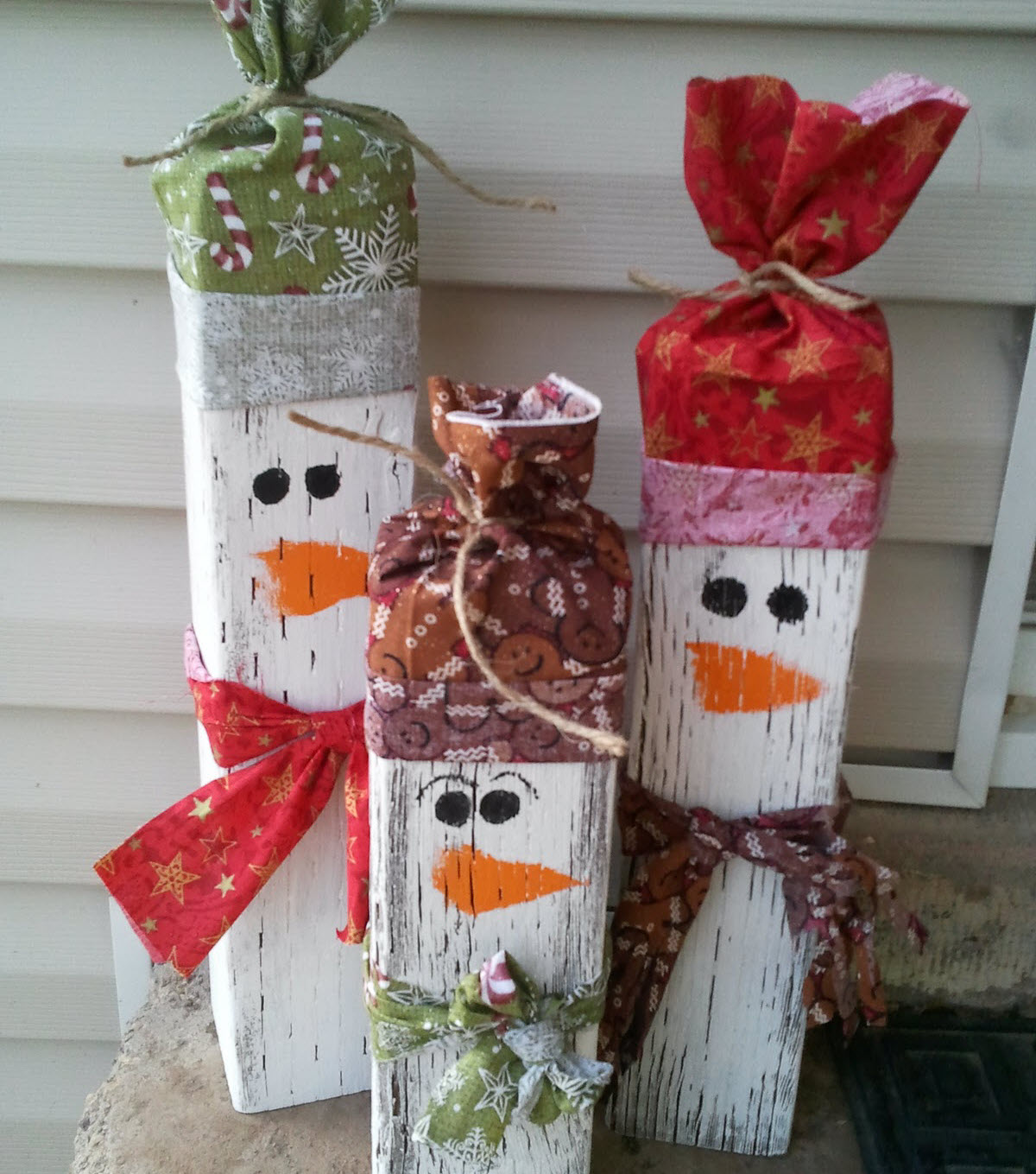 Christmas decorations homemade