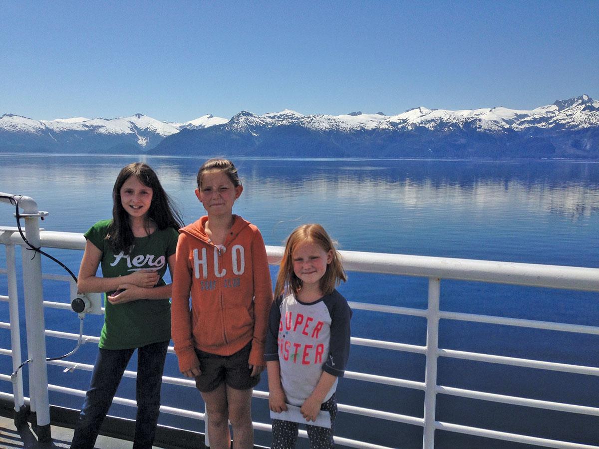 Best Alaska Trip For Kids