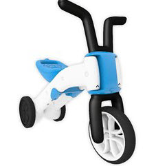 ... first can help a child master their new balance bike faster. Craig recommends the Early Rider, which has a wooden frame, pneumatic tires and a steering ...