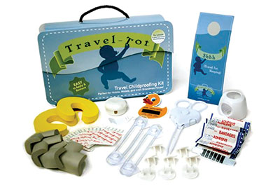 Travel Tot Travel Childproofing Kit