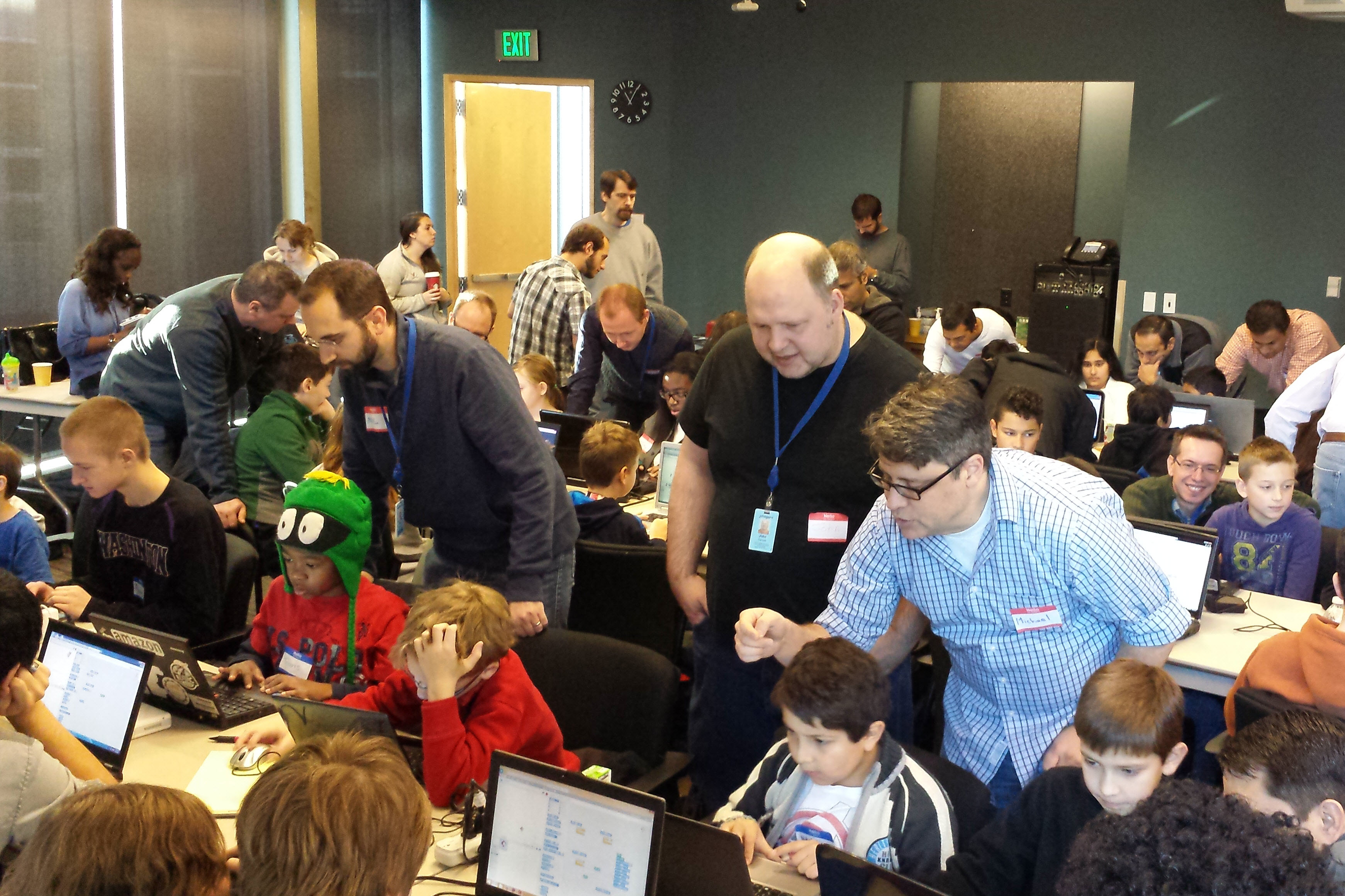 Seattle Coder Dojo