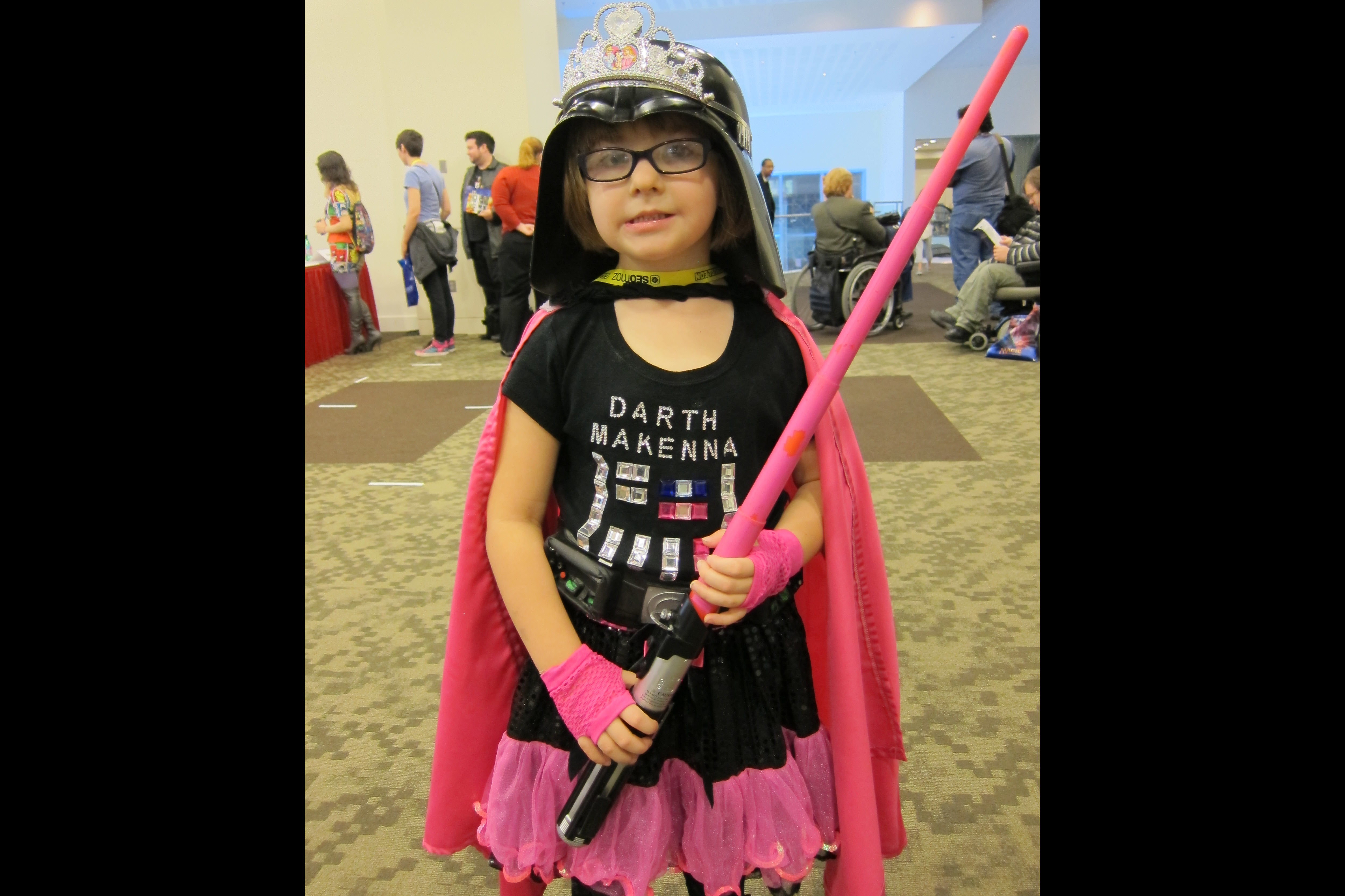 Geekgirlcon Darth Makenna