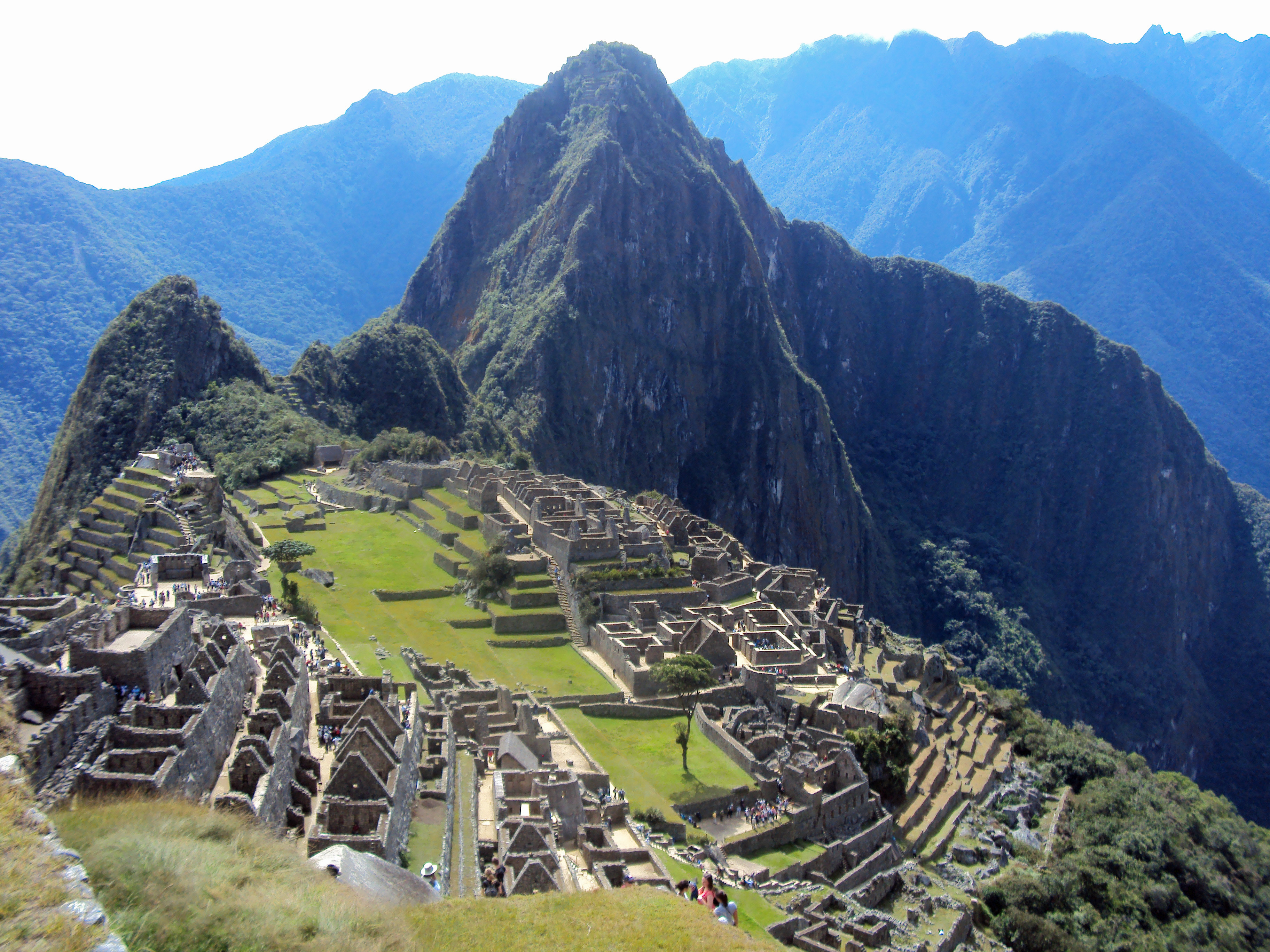 Machu Pichu photo courtesy Joanna Nesbit