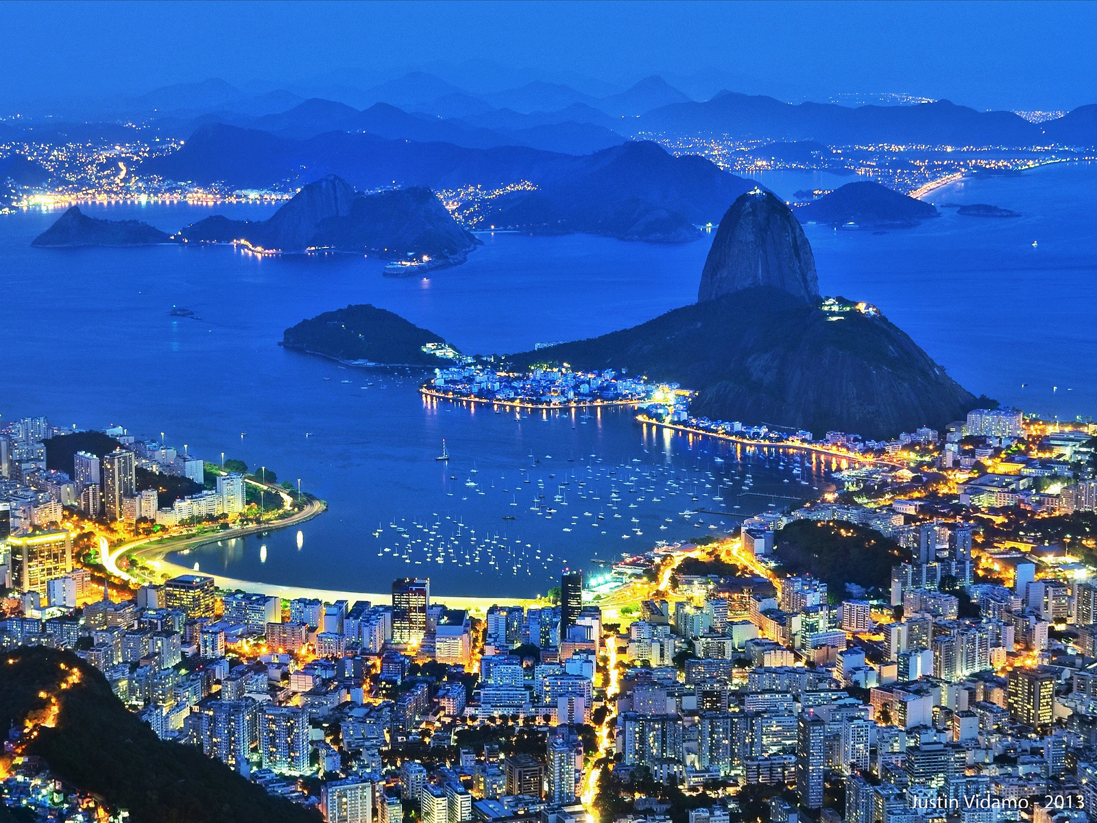 Rio in blue best family travel destinations