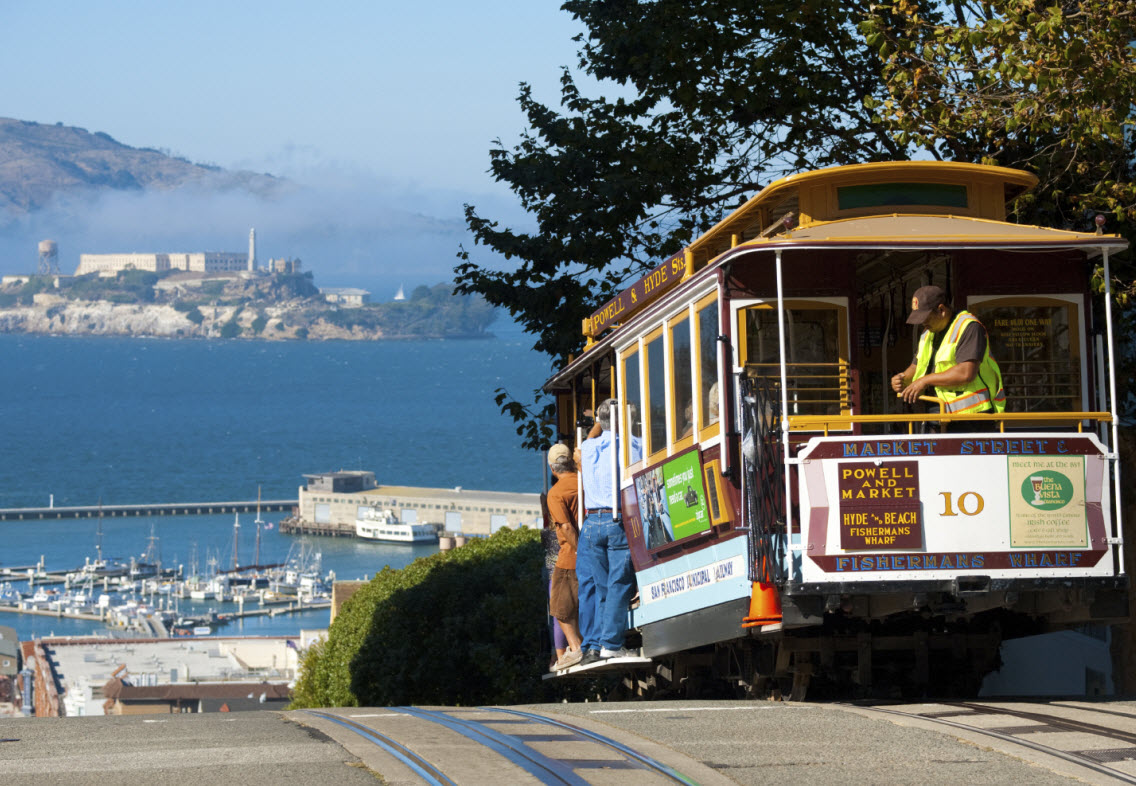 Cable car, istockphoto