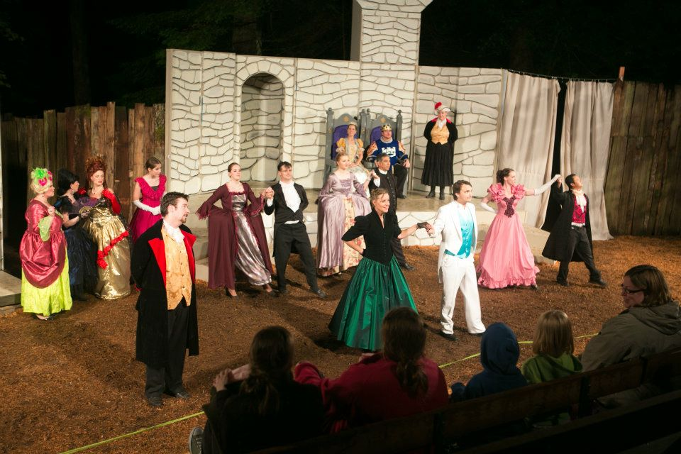 Cinderella - Snoqualmie Falls Forest Theater