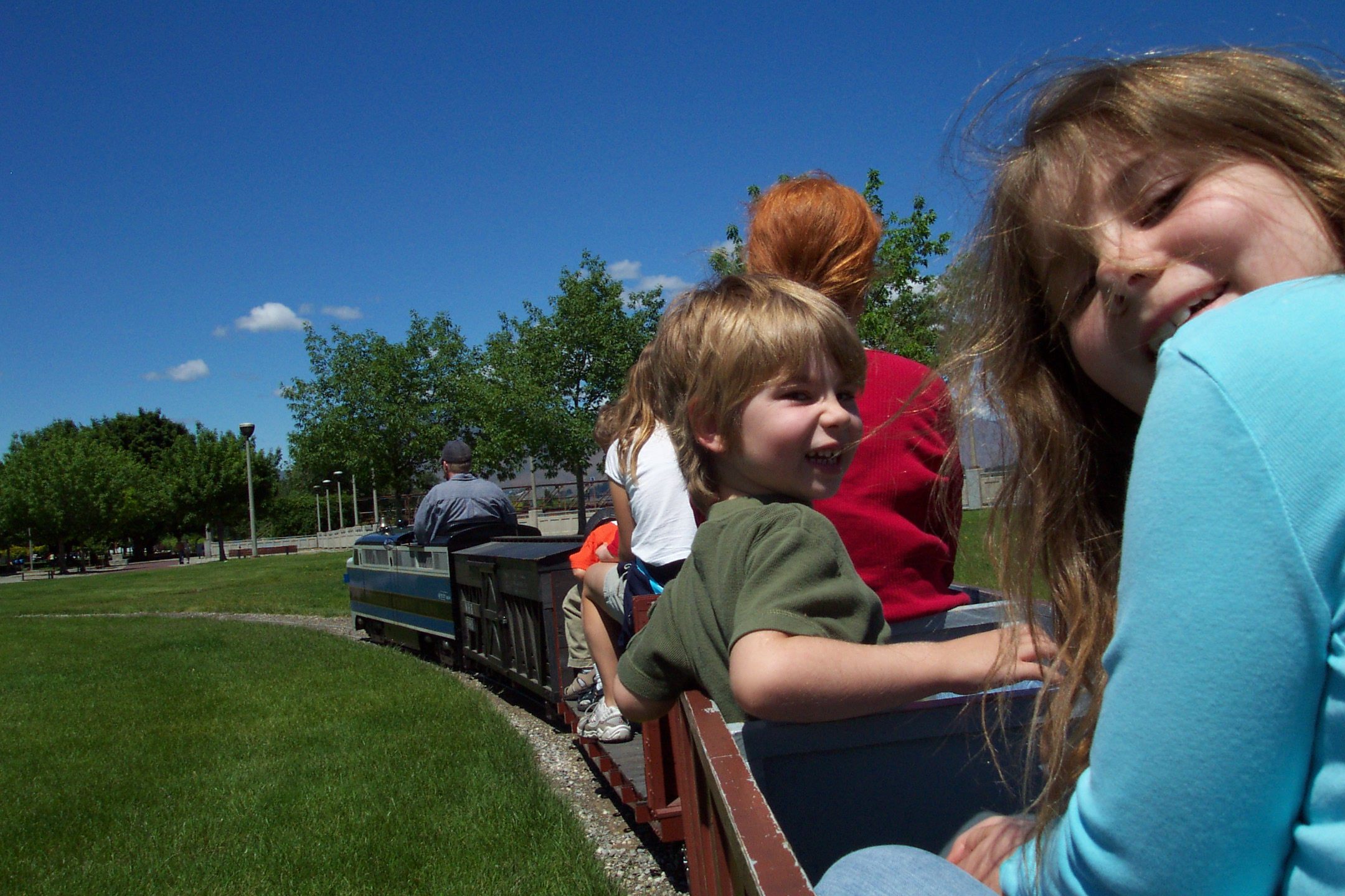 Wenatchee Miniature Train