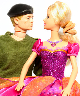 Barbie and Ken picture