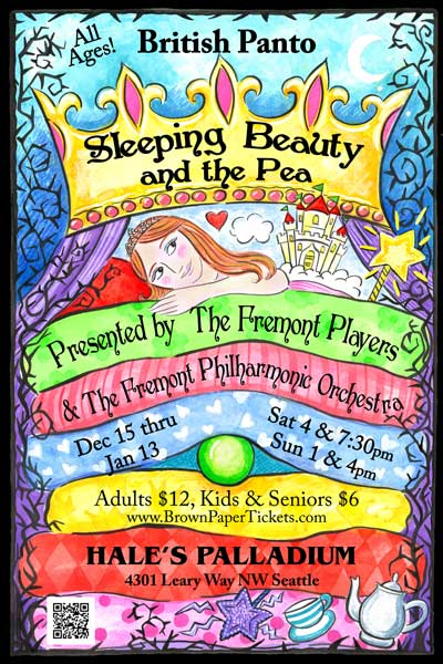 Sleeping Beauty Fremont Players