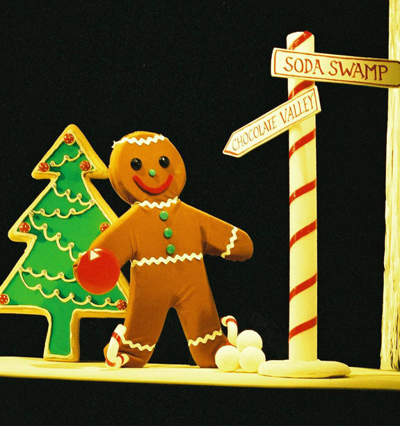 Thistle Theatre Gingerbread Boy
