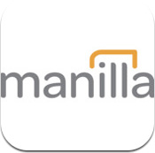 Manilla app for iPhone and Android