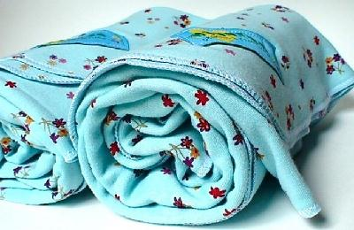 Organic swaddling blankets by Organic By Nature on Etsy