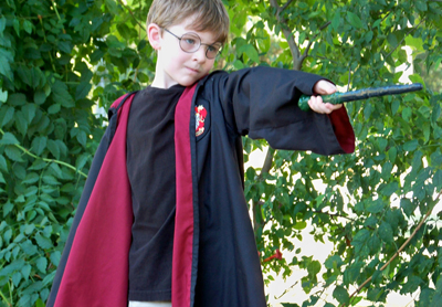 Harry Potter Halloween costume by Clockquirks on Etsy