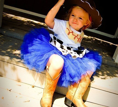 Toy Story Jessie Halloween costume by Kirras Boutique on Etsy