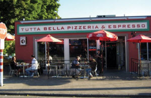 Pizza joint: Tutta Bella