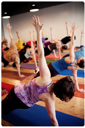 Best of Seattle: 8 Limbs Yoga Center