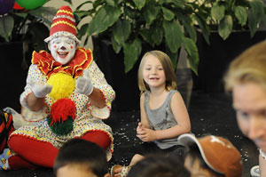 Best of Seattle: Bubbles the Clown