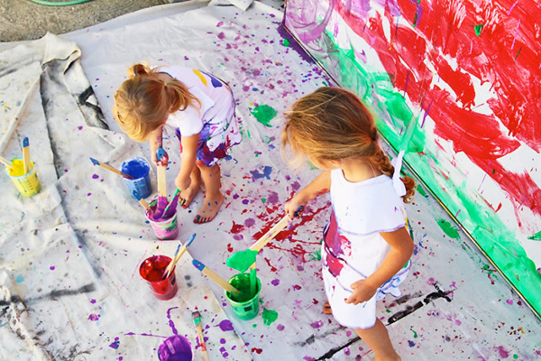 Painting Party For Kids By Lil Boo Blue