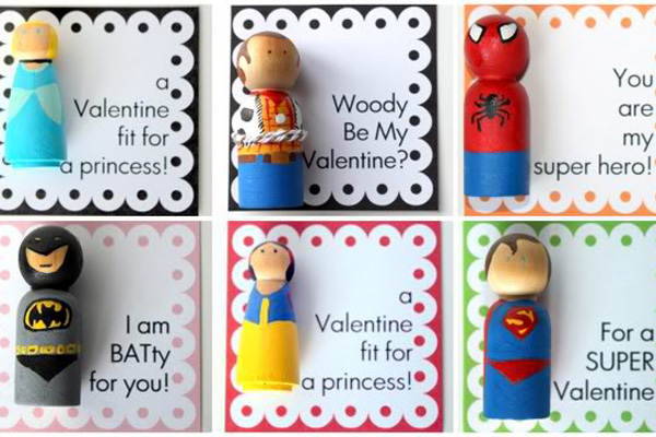 12 Homemade Valentines Day Cards for Kids – Valentines Day Cards for Boys