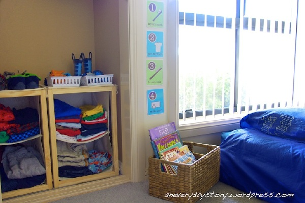 Montessori Room by an Everyday Story