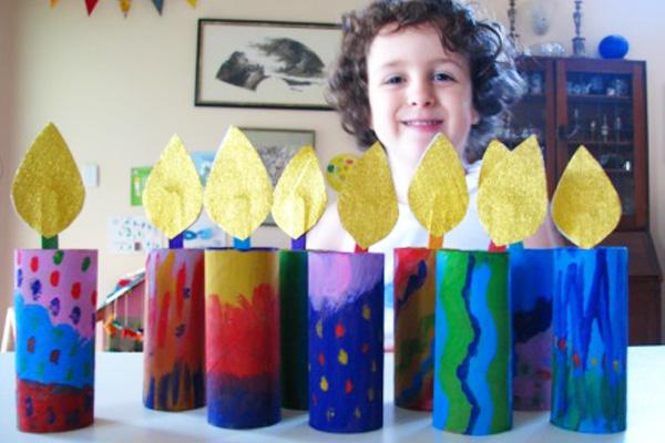 13 hanukkah crafts for kids parentmap for Hanukkah crafts for adults