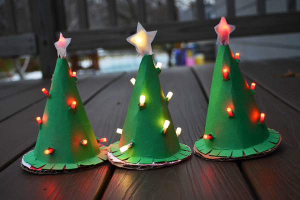 Easy christmas decorations to make at home home design for Easy christmas decorations to make at home