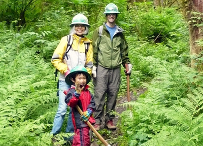 Family volunteering opportunities in Seattle